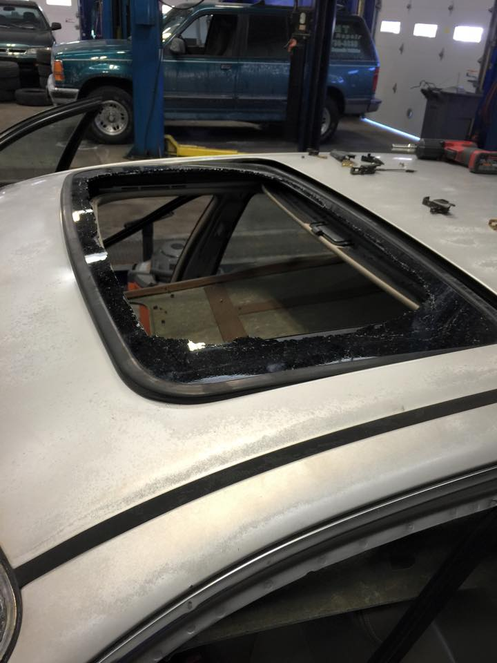 Honda accord moonroof repair columbia md lmt auto repair for Honda car repair