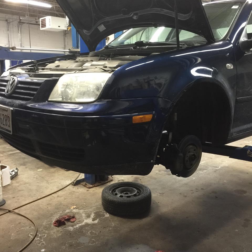 Vw jetta radiator repair columbia md lmt auto repair for Columbia honda service